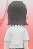 Kino Aki School Uniform Back Zoom