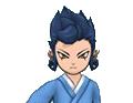 Tsurugi with Okitas clothing CS talk sprite