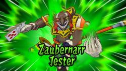 Zaubernarr Jester