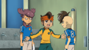 Endou stopping the fight IE 75 HQ