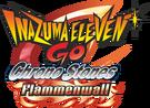 Inazuma Eleven GO Chrono Stones Flammenwall Logo