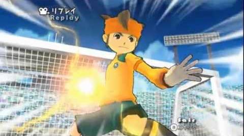 Inazuma Eleven GO Strikers! Excalibur vs