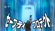 Arrêt de Sécurité Anime 4