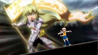 Inazuma Eleven GO Chrono Stone 24 - La Flamme