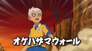 Inazuma Eleven GO Chrono Stone Okehazama Wall