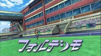"""Fortissimo"" - Inazuma Eleven GO-Shindou 1080p"