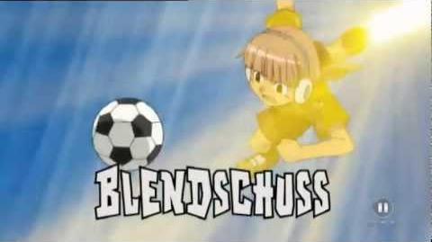 Blendschuss German