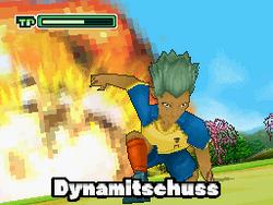 Dynamitschuss