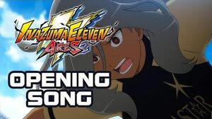 OFFICIAL INAZUMA ELEVEN ARES (OPENING SONG) - To the Top (ENGLISH VER