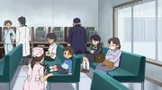 Hibiki in a hospital IE 75 HQ
