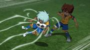 Kurama blocked the shoot