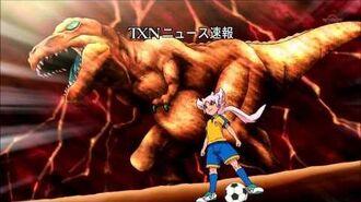 Inazuma Eleven GO 2 Chrono Stone - Screwdriver