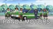 Lambda sponsor - Panda