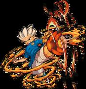 Bakunetsu Screw game artwork