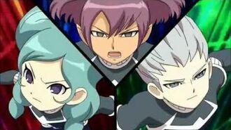 Inazuma Eleven Go Chrono Stone 2 - Shoot Command 24 Omega Attack HD