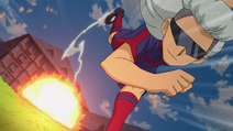 Flamme Rebondissante Anime GO 2