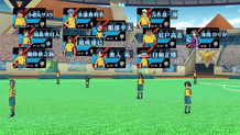 Inakuni Raimon's formation