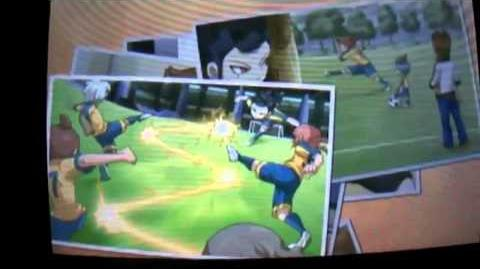 Inazuma Eleven Go Shine 3DS Eding HD-2