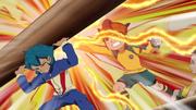 Nekketsu Punch saving Rococo