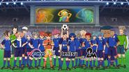 Chikyuu wo Kick! Ep.25-29