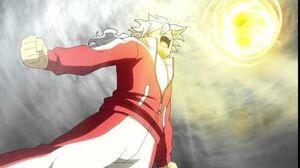 Inazuma Eleven GO vs DSW White Hurricane