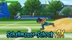 Schallmauer-Schock +2X 3DS