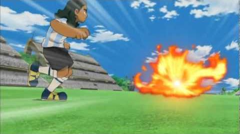 Inazuma Eleven (イナズマイレブン) - Grand Fire グランドファイア