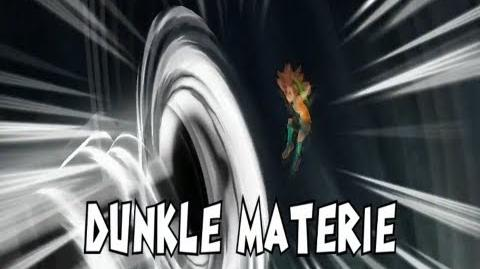 Inazuma Eleven Strikers Dunkle Materie German