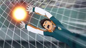 Inazuma Eleven Go(イナズマイレブン Go)Rocket Head ロケットヘッド