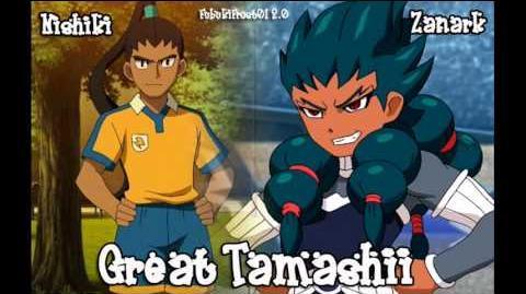 **Great Tamashii- Inazuma Eleven All Stars x TPK Character Song Album**