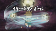Illusion Ball in Inazuma Online