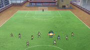 Raimon's changed formation IE 30 HQ