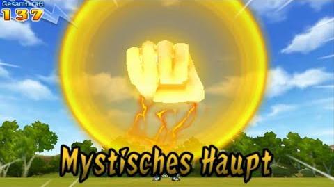 GO Chrono Stones - Mystisches Haupt
