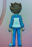 Tenma casual back full