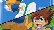 Shinsuke And Tenma Trying Dokkan Jump GO 29 HQ