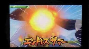 Inazuma Eleven Go Shine Dark - Burning Endless Summer