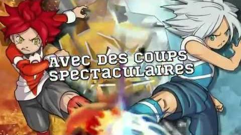 Inazuma Eleven Strikers Trailer VF