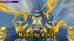 Magische HandWächterderWeltAtlas