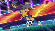 Shindou Stole The Ball GO 34 HQ