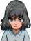 Shindou patient clothes sprite