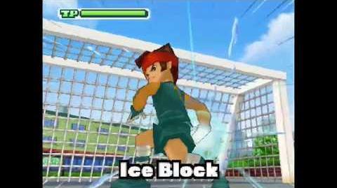 Ice Block Ice Block ( アイスブロック ) Blocco Glaciale