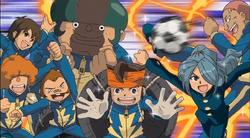 Inazuma eleven episode 1