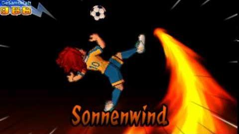 GO Chrono Stones - Sonnenwind