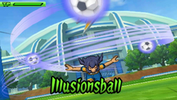 Illusionsball 3DS