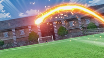 Flamme Rebondissante Anime GO 7