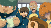 Raimon shocked