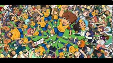 Inazuma Eleven go Strikers 2013 Opening full