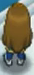 Kinako Raimon uniform back