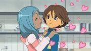 Rika and ichinose