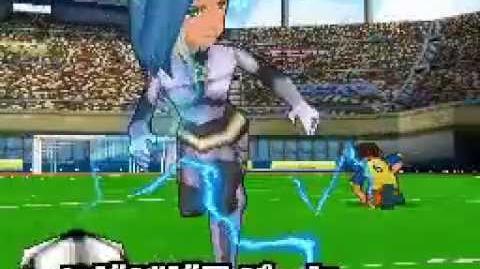 Zig Zag Spark ジグザグスパーク Inazuma Eleven